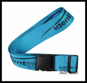 Luggage Strap Adjustable Straps Extra Long Suitcase Belt with Security Lock pictures & photos
