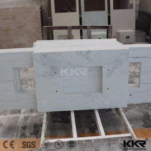 Best Quality Artificial Quartz Stone Countertop, Vanity Top 0713 pictures & photos