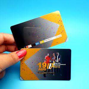 EPC1 Gen2 UCODE U7 / MONZA R6 RFID smart UHF Card pictures & photos