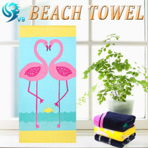 Promotional Woven Beach Towel pictures & photos
