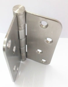 Chinese Processed Precision Stainless Steel Door Hinges pictures & photos