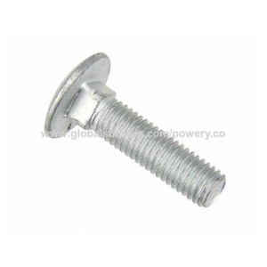 Hot DIP Galvanized Carriage Bolt with Square Nut pictures & photos