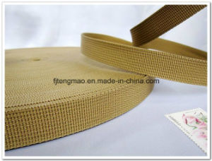 50mm Light Brown PP Webbing for School Bags pictures & photos