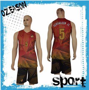 Free Design Team Sports Basketball Uniform/Jersey/Shorts (BK024) pictures & photos