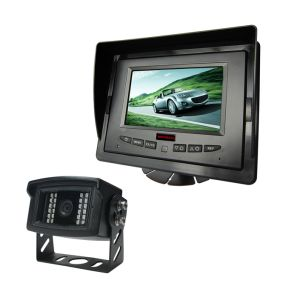 5 Inch Digital LCD Car Rear View Backup Monitor for Bus, Trucks pictures & photos