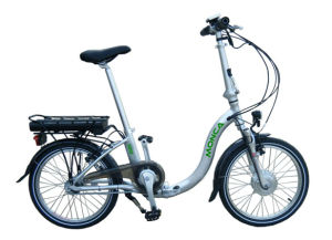 Attractive Design Folding Bike Famous Brand Monca Quality Gurantee Electric Folding Bike Bicycle pictures & photos