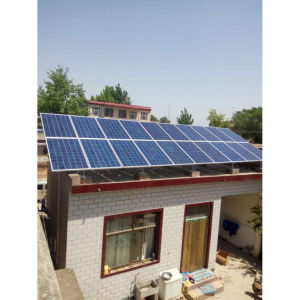 New High Quality & Efficiency Solar Panel with TUV Certificate PV Solar Green Power Less Maintenance pictures & photos