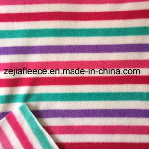 100% Polyester Mirco Polar Fleece Fabrics Printed pictures & photos