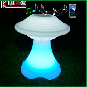 Remote Control LED Lamp LED Portable Bluetooth Speaker pictures & photos
