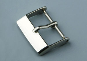 316 High Quality Tang Buckle for Leather Caseband Wrist Watch Accessories Partes Del Reloj pictures & photos