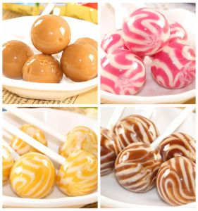Complete Lollipop Depositing Production Line pictures & photos