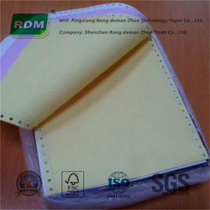 1 Ply and Multiply Computer Form Paper for DOT Matrix Printing pictures & photos