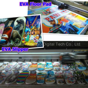 Large Format EVA/Rubber/PVC Sole Printing Machine with Super Quality pictures & photos