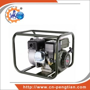 Gasoline Water Pump 5.5HP High Quality pictures & photos