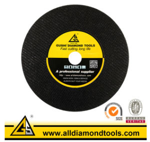 "4.5""~16"" En12413 Resin Bond Grinding Wheel pictures & photos"
