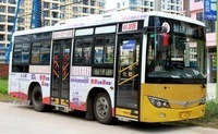 Advertising Message Scrolling Board of Bus LED Display pictures & photos