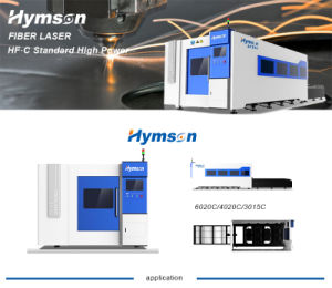 Fiber Laser Cutting Machine for 25mm Carbon Steel Metal Fabrication pictures & photos