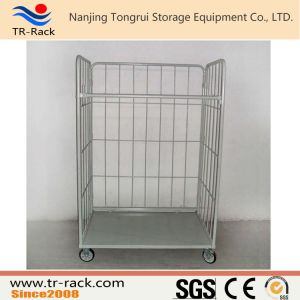 Logistic Foldable Table Storage Trolley From Nanjing Manufacturer pictures & photos
