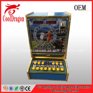 Africa Popular Casino Coin Operated Mario Slot Machine for Cameroon pictures & photos