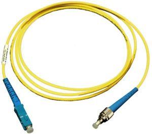 Ce/UL Certificate LC to FC Single-Mode Optical Fiber Jumper pictures & photos