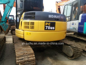 Used Komatsu PC78 Us Small Digger Excavator (PC78US) pictures & photos