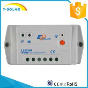 Epever 10A/20A/30A 12V/24V Solar Regulator with Light on+ Timer, Time Control Ls1024b pictures & photos