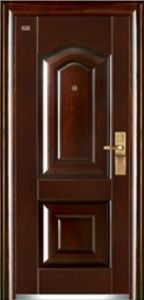 New Design Cheaper Price Steel Door pictures & photos