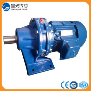 Foot Mounted Cyclo Speed Reducer with Solid Shaft pictures & photos