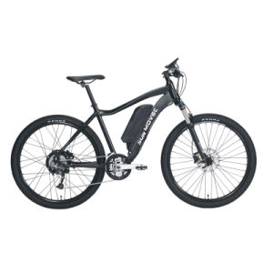 High Quality electric Bike with Lithium Battery Brushless Motor pictures & photos