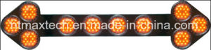 Energy Saving Manual or Auto Dimming Small Traffic Arrow Sign High Brightness LED Lamp Complies to Adr pictures & photos