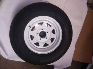 Australia Market 195r14c Car Trailer Tyre with 8pr pictures & photos