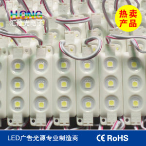 DC12V 0.72W Waterproof LED Injection Module for Ad pictures & photos