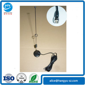 5dBi Spring Rod GSM Antenna Magnetic Base Antenna SMA Male pictures & photos
