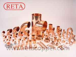 R410 a Standard Copper Fitting with High Quality pictures & photos