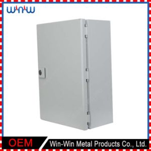 Waterproof Outdoor Stainless Steel Enclosure Metal Electric Meter Box pictures & photos