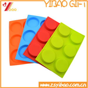 FDA Fancy Custom Logo Silicone Ice Cube Tray, Ice Cube Mould pictures & photos