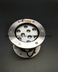 Anti-Rust LED Pool Light in 9W LED RGB Color Changing pictures & photos