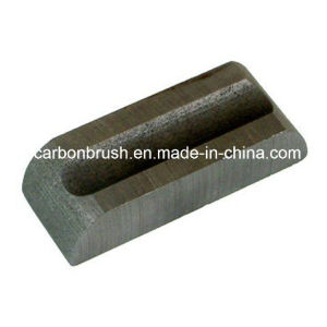 Manufacturering Trolley Busbar Current Collector Carbon Brush pictures & photos
