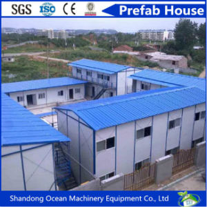 Well Designed Comfortable Prefabricated/Prefab Folding Mobile Modular House pictures & photos