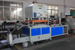 Pet/PVC/Paper Film/Foam Tape Hydraulic Label Die Cutting Machine pictures & photos