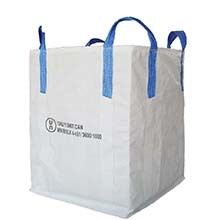 100% Raw Material FIBC Bags Bulk Bags Used FIBC Bags Jumbo Bags PP Bags Ventilated Sf 5: 1 pictures & photos