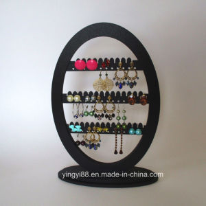 Best Selling Acrylic Earring Holder with Base pictures & photos