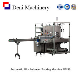 Automatic Film Full-Over Packaging Machine Bf450-G