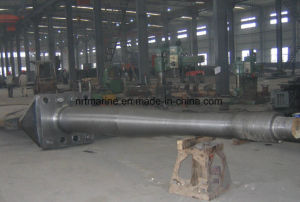 316 L High Precision Marine Forging Stern Shaft/Propeller Shaft/Tail Shaft pictures & photos