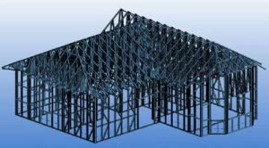 Light Steel Structure Forming Machine pictures & photos