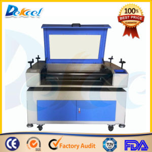 High Promotion Granite, Stone, Tombstone CO2 Laser Engraving Machine Dekj-1060 pictures & photos