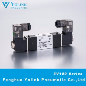 3V120 Series Pilot Operated Solenoid Valve pictures & photos