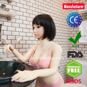 Japanese Sex Doll Vagina Sex Toy for Men with RoHS Approved pictures & photos