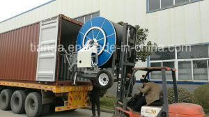 Agricultural Hose Reel Irrigation Machine for Farm and Garden pictures & photos
