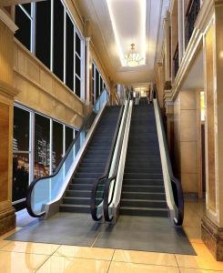 AC Vvvf Indoor Auto Start/Stop Residential Escalator pictures & photos